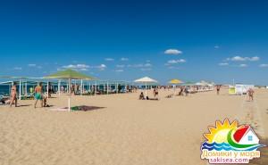 Пляж и море БО Прибой фото 7