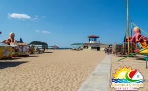 Пляж и море БО Прибой фото 8
